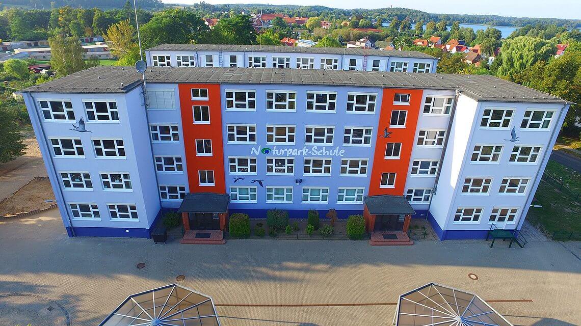 Naturpark-Schule Krakow am See